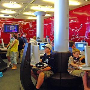 Интернет-кафе Геленджика