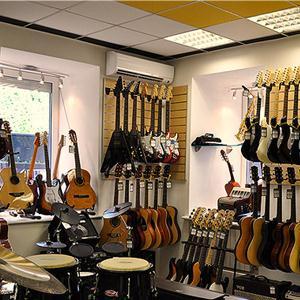 Музыкальные магазины Геленджика