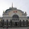 Железнодорожные вокзалы в Геленджике