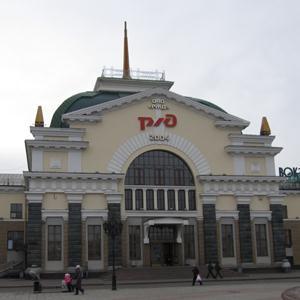 Железнодорожные вокзалы Геленджика